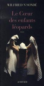 Le coeur des enfants léopards - Intérieur - Format classique