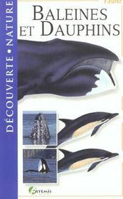 Baleines Et Dauphins - Intérieur - Format classique