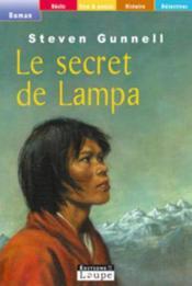 Le secret de Lampa - Couverture - Format classique
