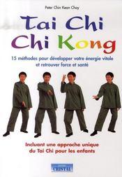 Tai chi chi kong - Intérieur - Format classique