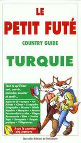 Turquie 1997-1998, le petit fute (edition 2) - Intérieur - Format classique