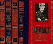 Histoire de la france libre (complet en 4 volumes) - Couverture - Format classique