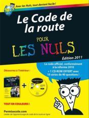 telecharger Le code de la route (edition 2011) livre PDF en ligne gratuit