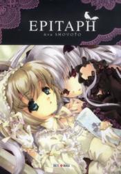 Epitaph - Couverture - Format classique