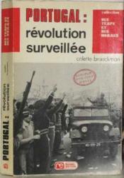 Portugal: revolution surveillee - Couverture - Format classique
