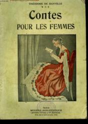 Contes Pour Les Femmes. Collection Modern Bibliotheque. - Couverture - Format classique