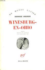 Winesburgen-Ohio. - Couverture - Format classique