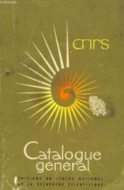 Catalogue Genral - Couverture - Format classique