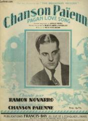 Chanson Païenne / Pagan Love Song - Piano Chant. - Couverture - Format classique