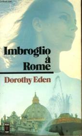 Imbroglio A Rome - The Deadly Travelers - Couverture - Format classique