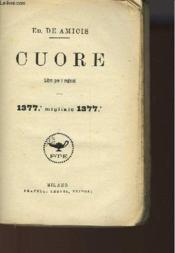 Cuore Libro Per I Ragazzi - Couverture - Format classique