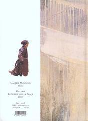 Emmanuel michel - 4ème de couverture - Format classique