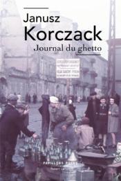 Journal du ghetto - pavillons poche ne - Couverture - Format classique