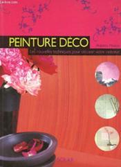 Peinture Deco - Couverture - Format classique
