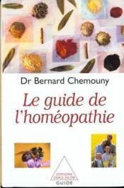 Le guide de l'homeopathie - Couverture - Format classique