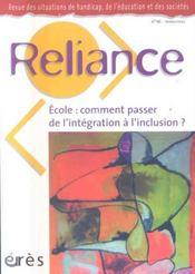 École, comment passer de l'intégration à l'inclusion - Intérieur - Format classique