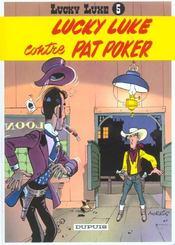 Lucky Luke T.5 ; Lucky Luke contre Pat Poker - Intérieur - Format classique