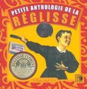 Petite anthologie de la reglisse - Intérieur - Format classique