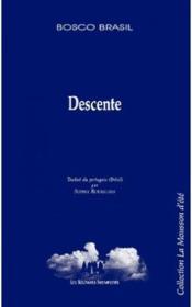 Descente - Couverture - Format classique