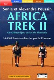 Africa trek t.2 - Couverture - Format classique