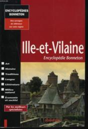 Encyclopedies Regionales ; Ille-Et-Vilaine - Couverture - Format classique