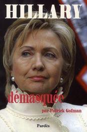 Hillary démasquée - Intérieur - Format classique