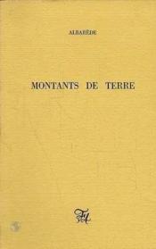 Montants De Terre - Couverture - Format classique