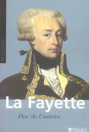 Lafayette - Intérieur - Format classique