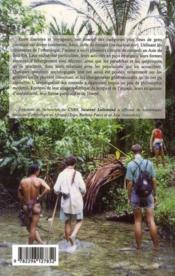 Routards en Asie ; ethnologie d'un tourisme voyageur - 4ème de couverture - Format classique