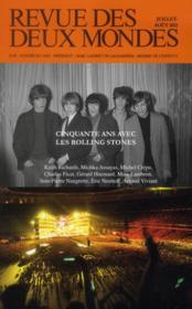 REVUE DES DEUX MONDES ; hommage aux 50 ans des Rolling Stones - Couverture - Format classique