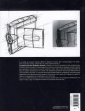 Le dessin pour les designers produit - 4ème de couverture - Format classique