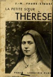 La Petite Soeur Therese - Couverture - Format classique