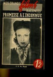 Nos Grands Films Racontes - Promesse A L'Inconnue - Couverture - Format classique