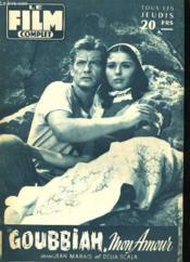 Film Complet N° 589 - Goubbiah, Mon Amour - Couverture - Format classique
