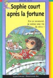 Sophie Court Apres La Fortune T.11 - Intérieur - Format classique