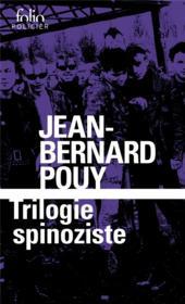 Trilogie spinoziste - Couverture - Format classique