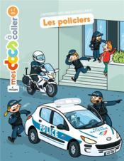 Les policiers - Couverture - Format classique