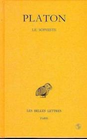 Sophiste t.8 ; 3ème partie - Couverture - Format classique