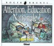 Brunel t.12 ; attention éducation nationale ; best-of - Intérieur - Format classique