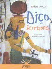 Le dico des égyptiens - Intérieur - Format classique
