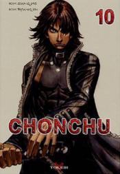 Chonchu t.10 - Couverture - Format classique