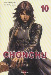 Chonchu t.10 - Intérieur - Format classique