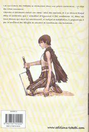 Chonchu t.10 - 4ème de couverture - Format classique