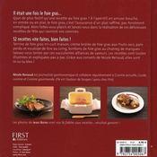 Foie gras follies ! - 4ème de couverture - Format classique