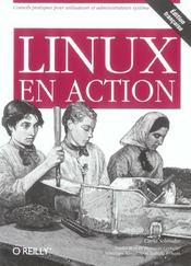 Linux En Action - Intérieur - Format classique