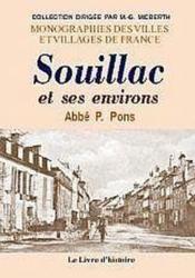 Souillac Et Ses Environs - Couverture - Format classique