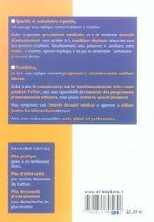 Triathlon ; s'initier et progresser - 4ème de couverture - Format classique