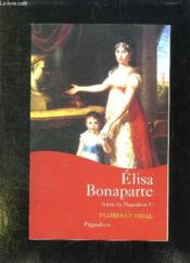 Elisa bonaparte - Couverture - Format classique