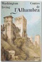Contes de l'Alhambra - Couverture - Format classique