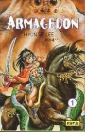 Armagedon T.1 - Couverture - Format classique